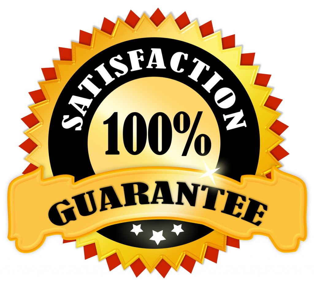Satisfaction Guarantee Icon | Landers Premier Flooring ...