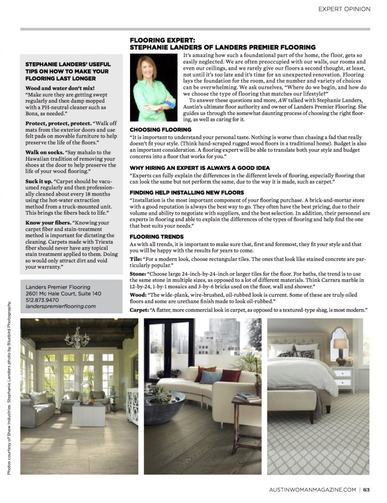 Austin Women's Magazine